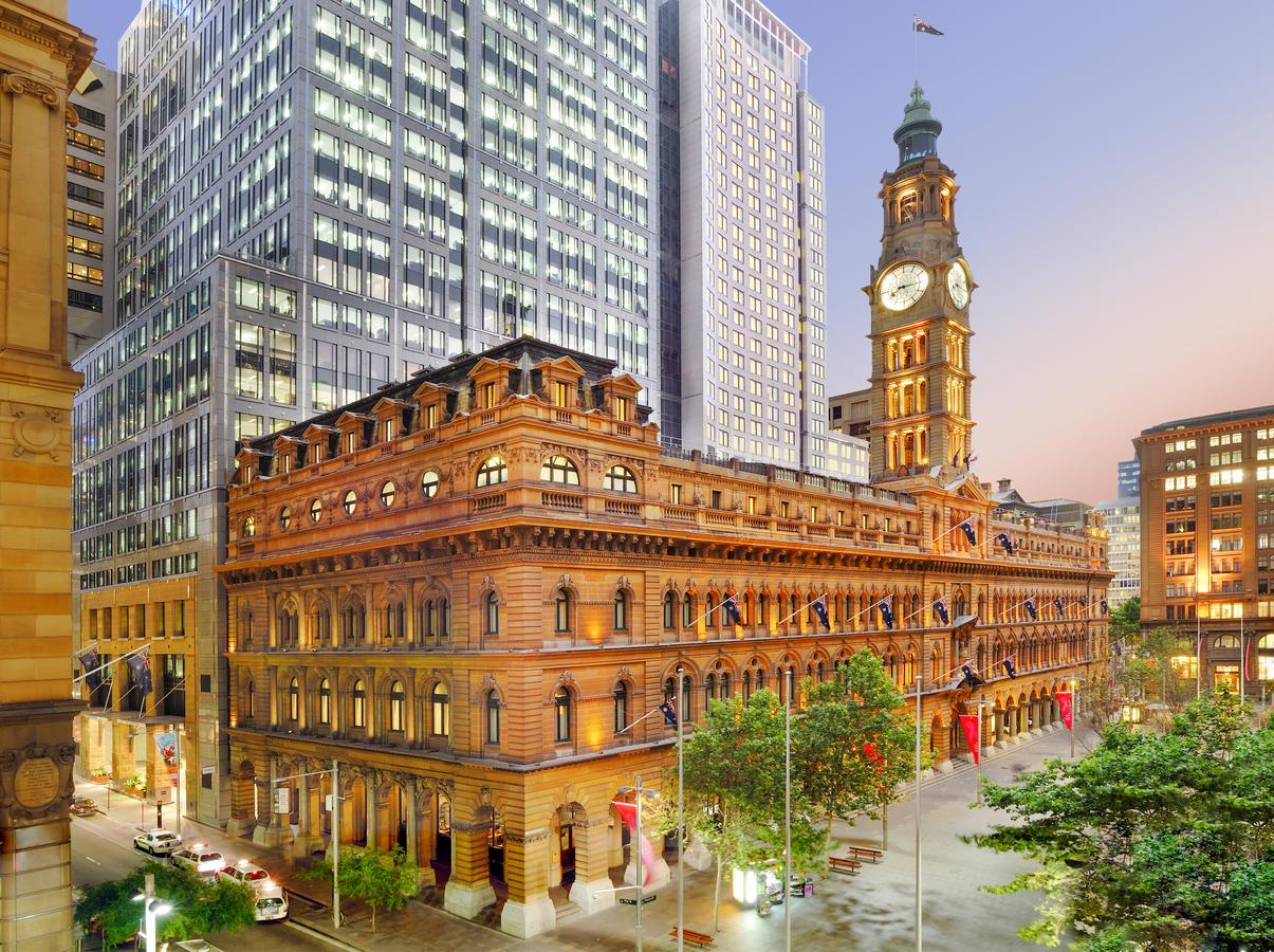 The Fullerton Hotel Sydney - Accommodation QLD