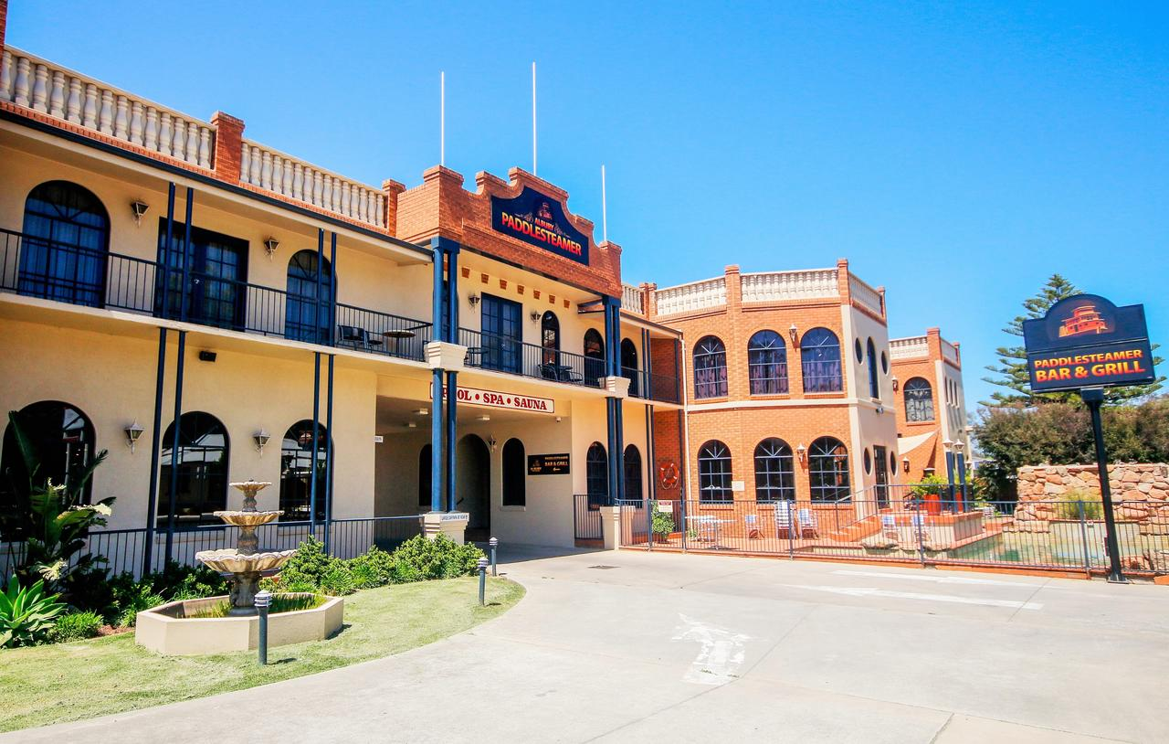 Albury Paddlesteamer Motel - Accommodation QLD
