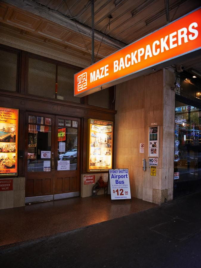Maze Backpackers - Sydney - Accommodation QLD