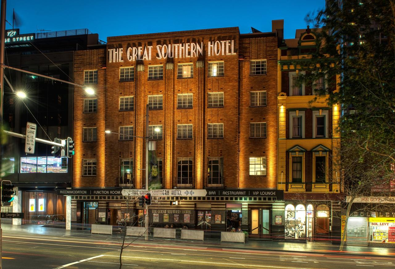 Great Southern Hotel Sydney - Accommodation QLD
