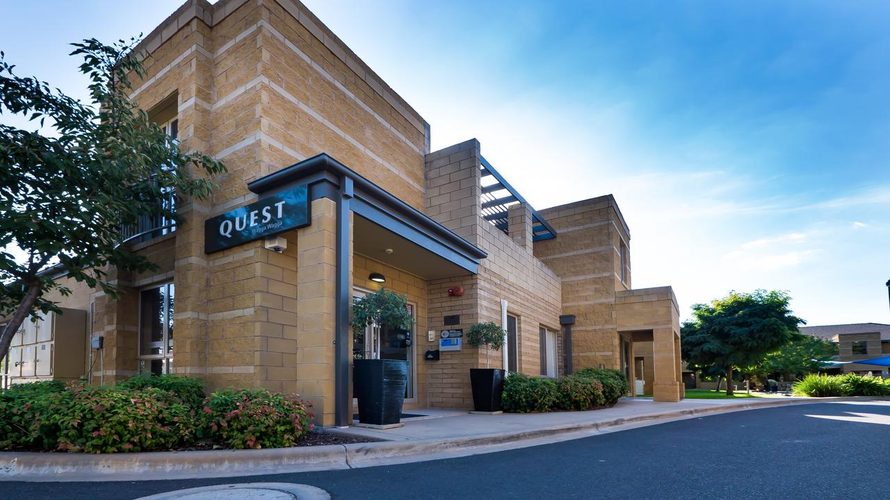 Quest Wagga Wagga - Accommodation QLD
