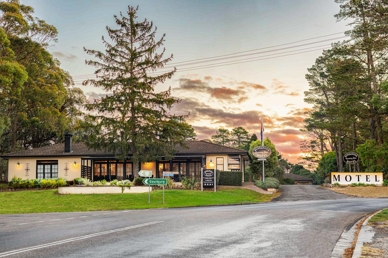 Bundanoon Country Inn Motel - Accommodation QLD