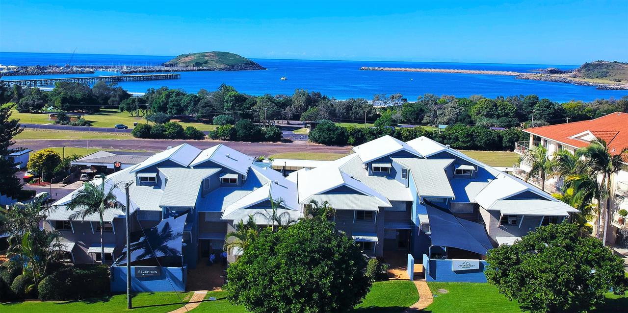 The Observatory Holiday Apartments - Accommodation QLD