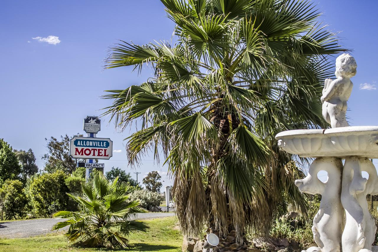 Allonville Gardens Motel - Accommodation QLD