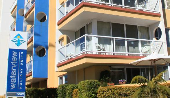 Waterview Apartments - Accommodation QLD