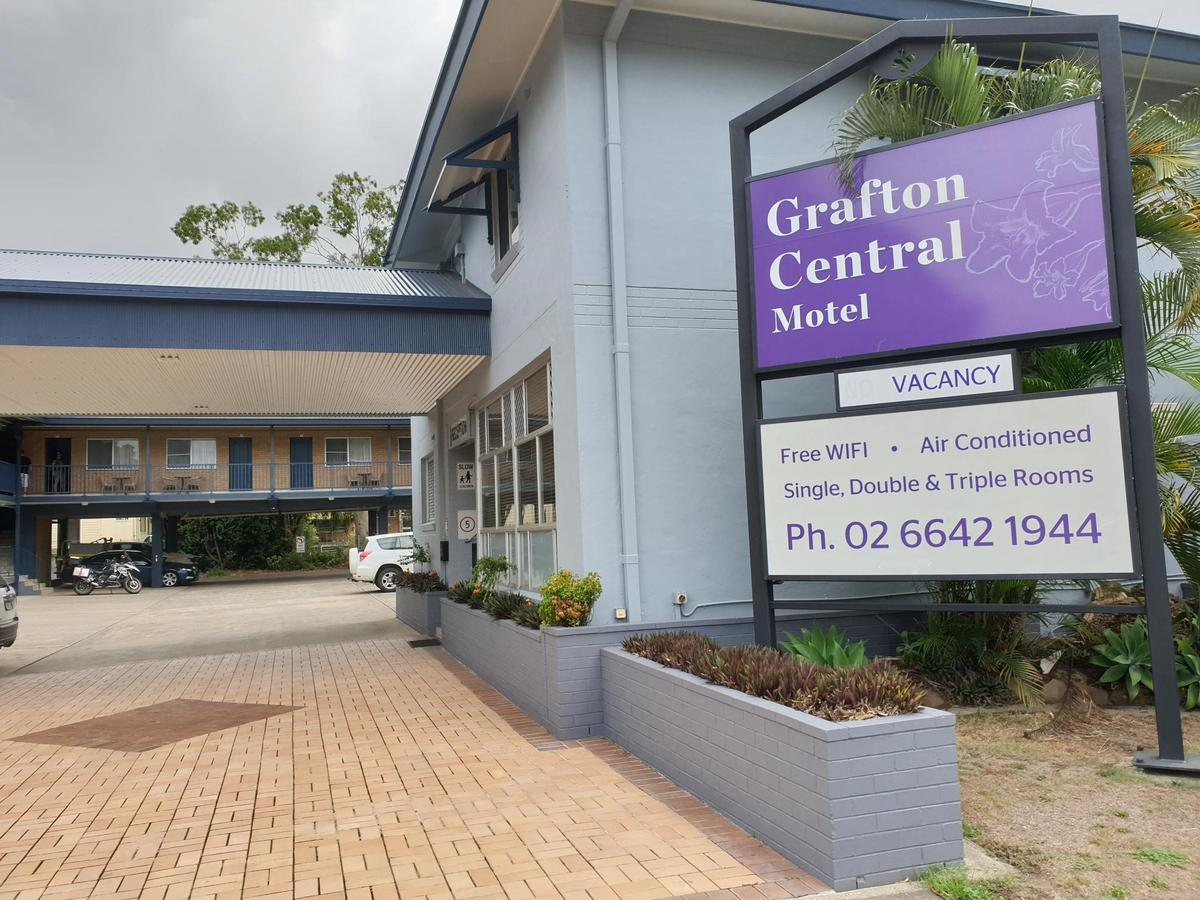 Grafton Central Motel - Accommodation QLD