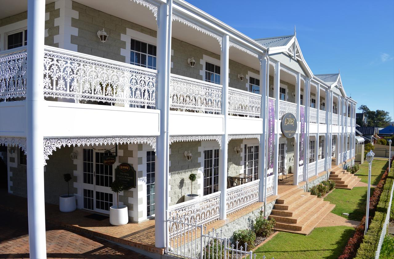 Ashby House Motor Inn - Accommodation QLD