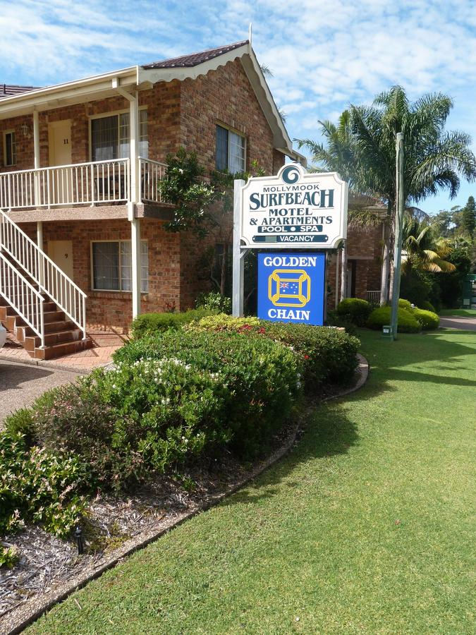 Mollymook Surfbeach Motel  Apartments - Accommodation QLD