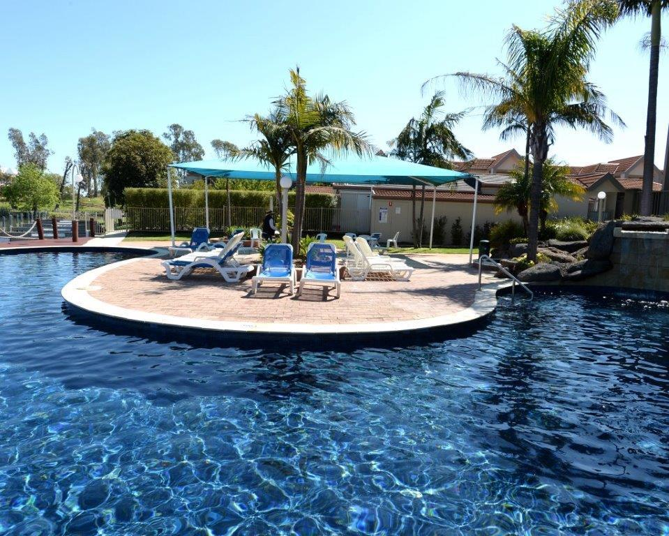 Yarrawonga Waterfront Apartments - Accommodation QLD