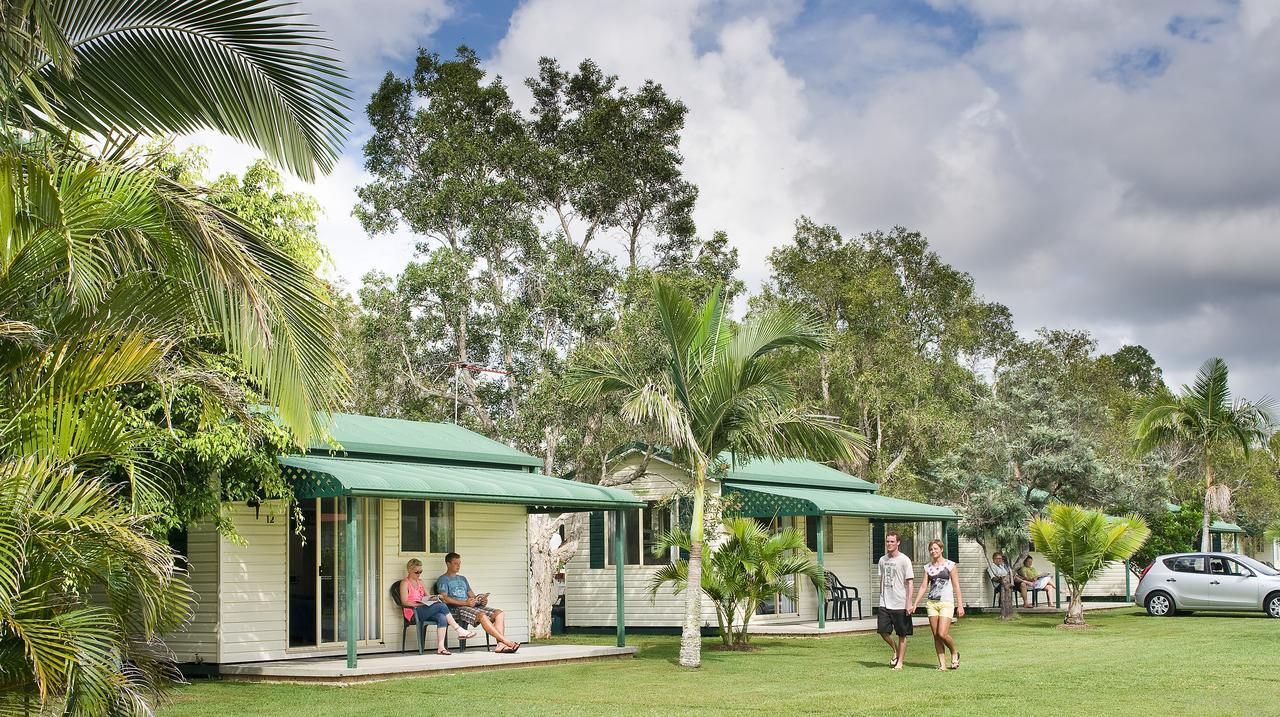 Glen Villa Resort - Accommodation QLD