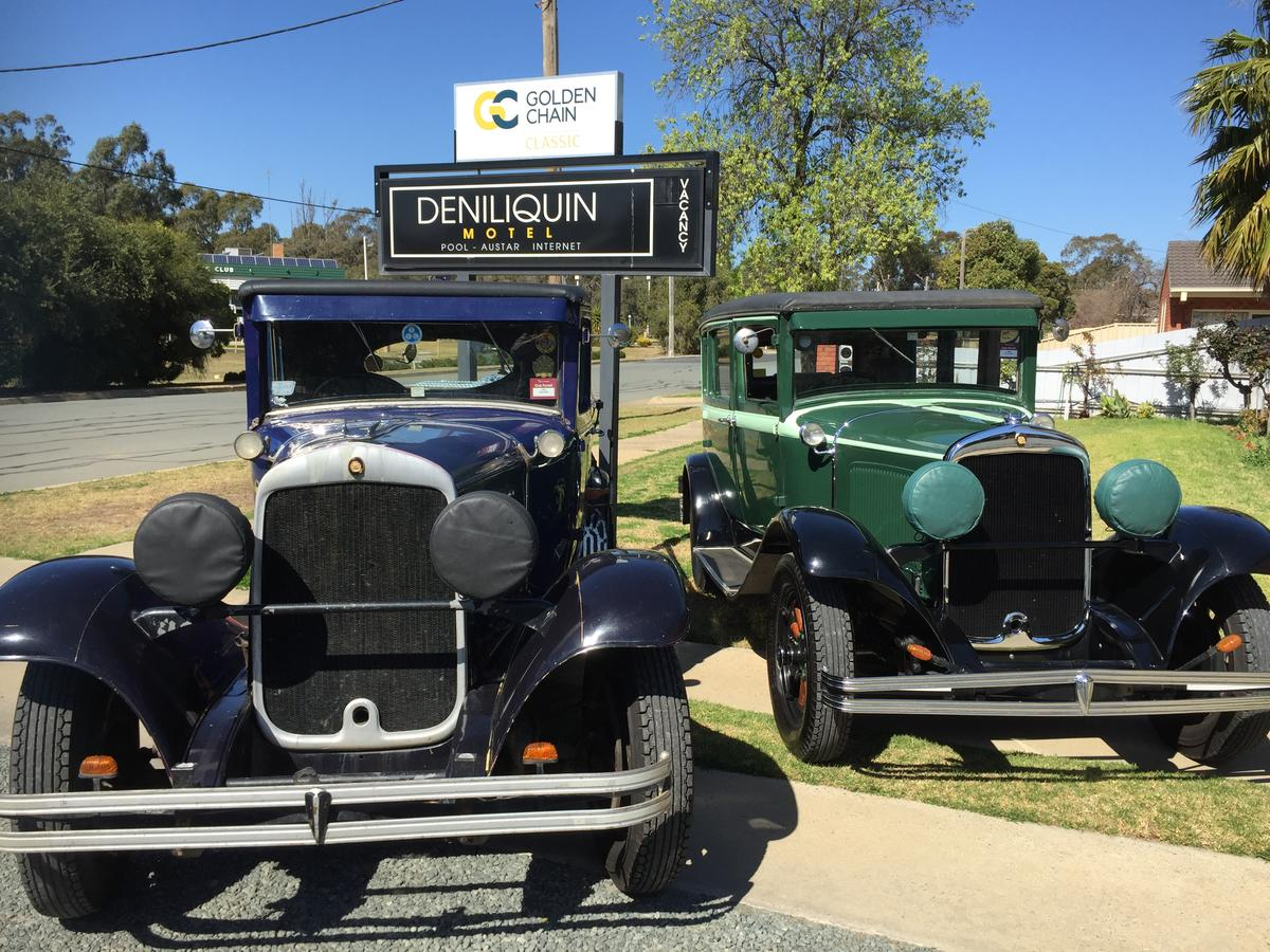 Deniliquin Motel - Accommodation QLD