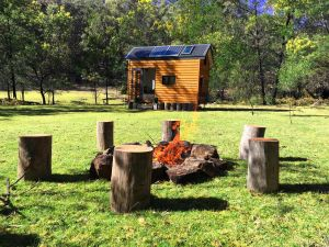 Christopher Tiny House - Accommodation QLD