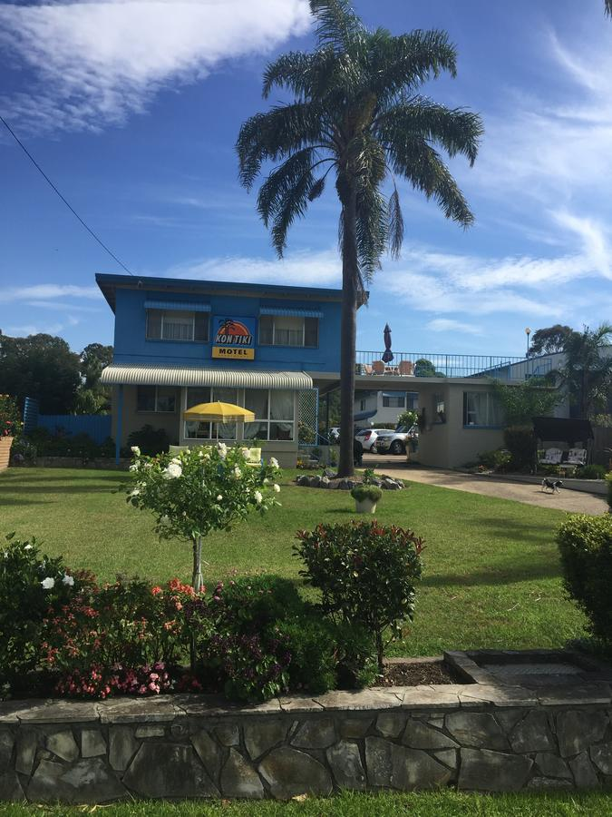 Kon Tiki Apartments - Accommodation QLD