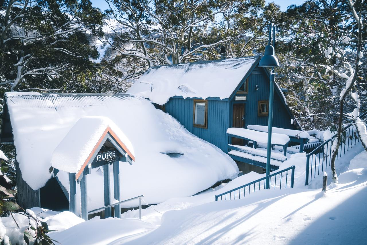Pure Chalet Thredbo - Accommodation QLD