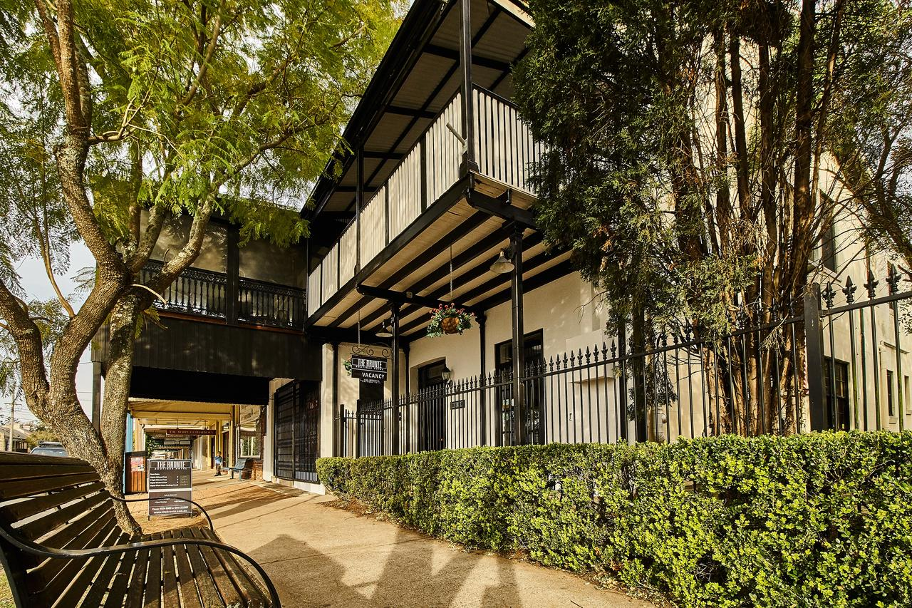 The Bronte Boutique Hotel - Accommodation QLD