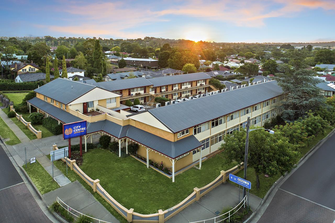 City Centre Motor Inn - Accommodation QLD