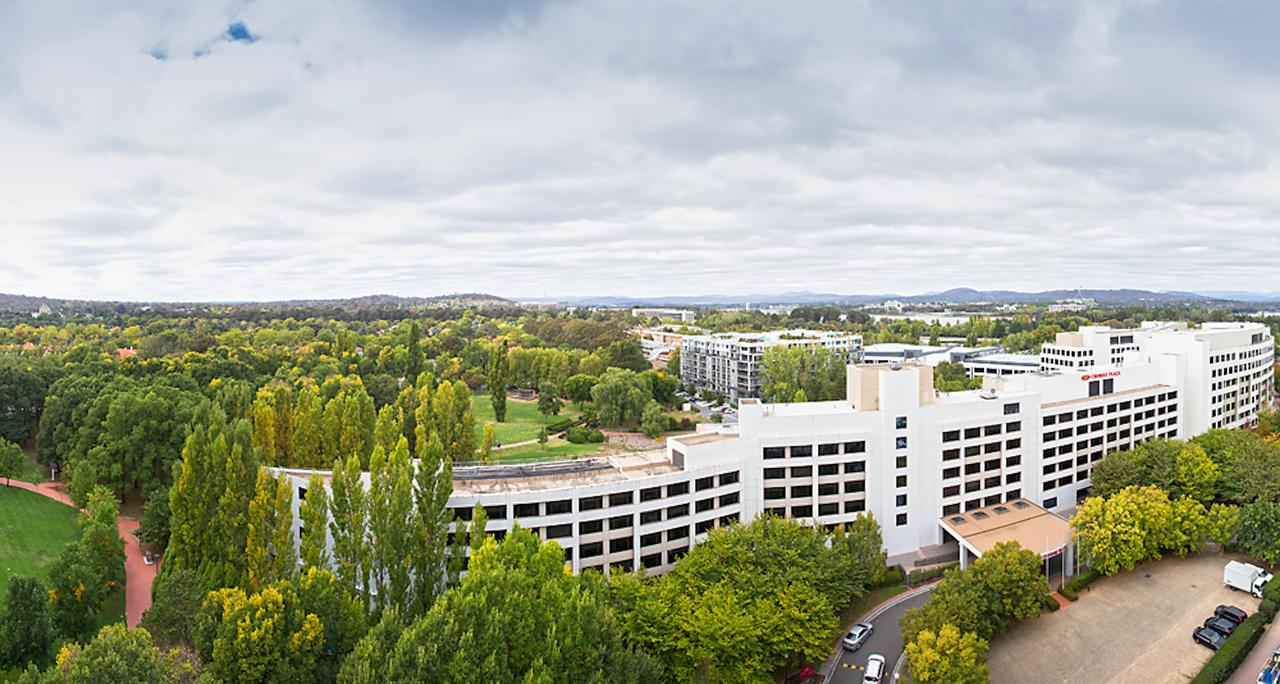 Crowne Plaza Canberra - Accommodation QLD