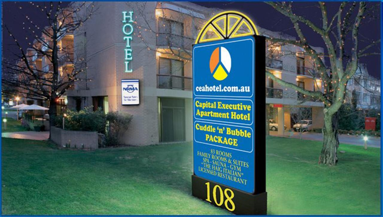 Capital Executive Apartment Hotel - Accommodation QLD