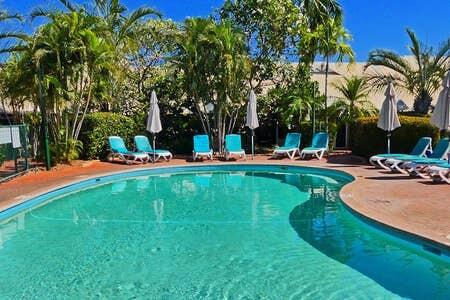 Cable Beach 1 bed RESORT apartment private Wifi - Accommodation QLD