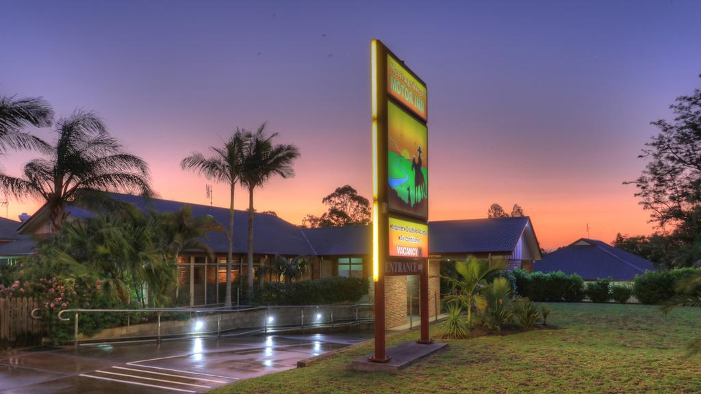 Heritage River Motor Inn - Accommodation QLD