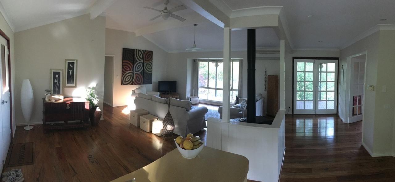 Tegwan's Nest Holiday Home - Accommodation QLD
