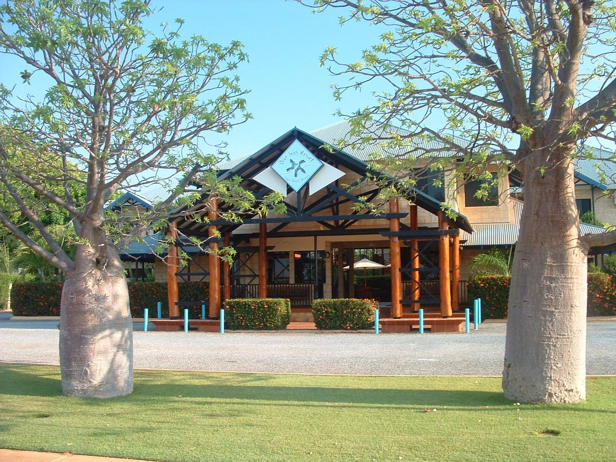 Blue Seas Resort - Accommodation QLD