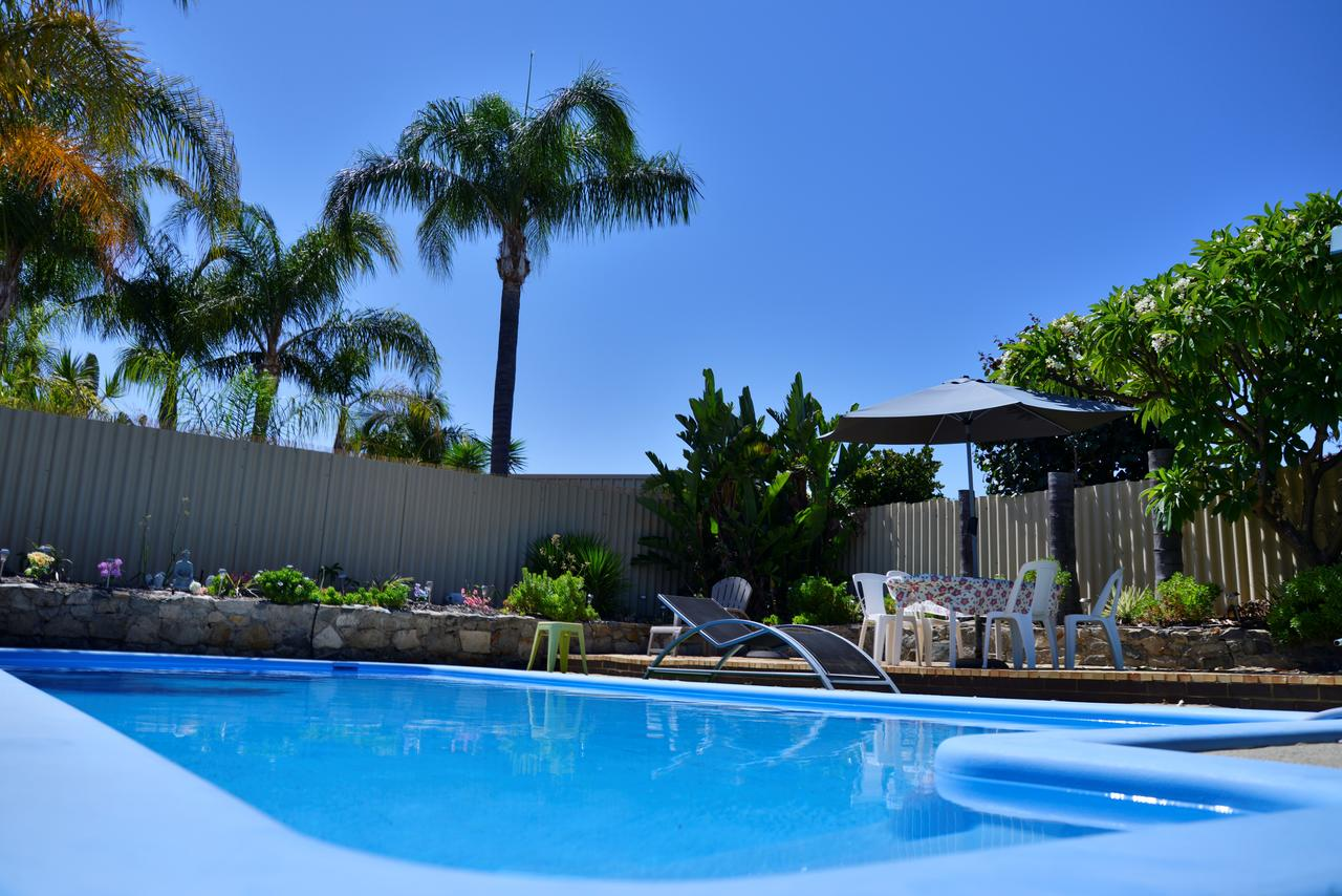 Palms Bed  Breakfast - Accommodation QLD