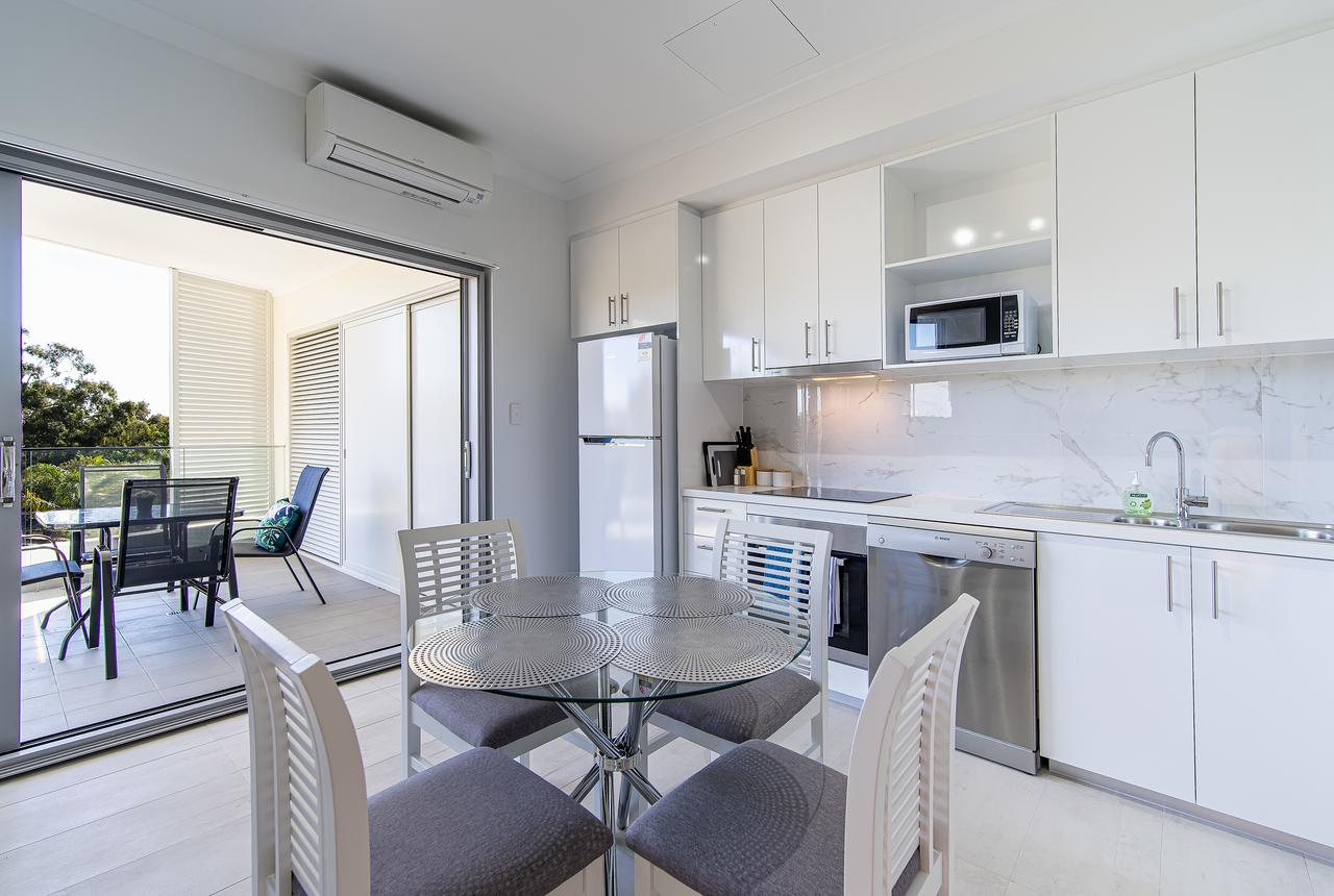 New Apartment on Great Location Opposite Garden City  02 - Accommodation QLD