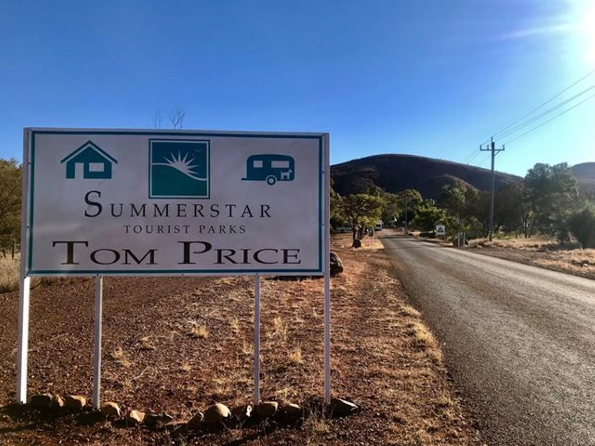 Tom Price Tourist Park - Accommodation QLD