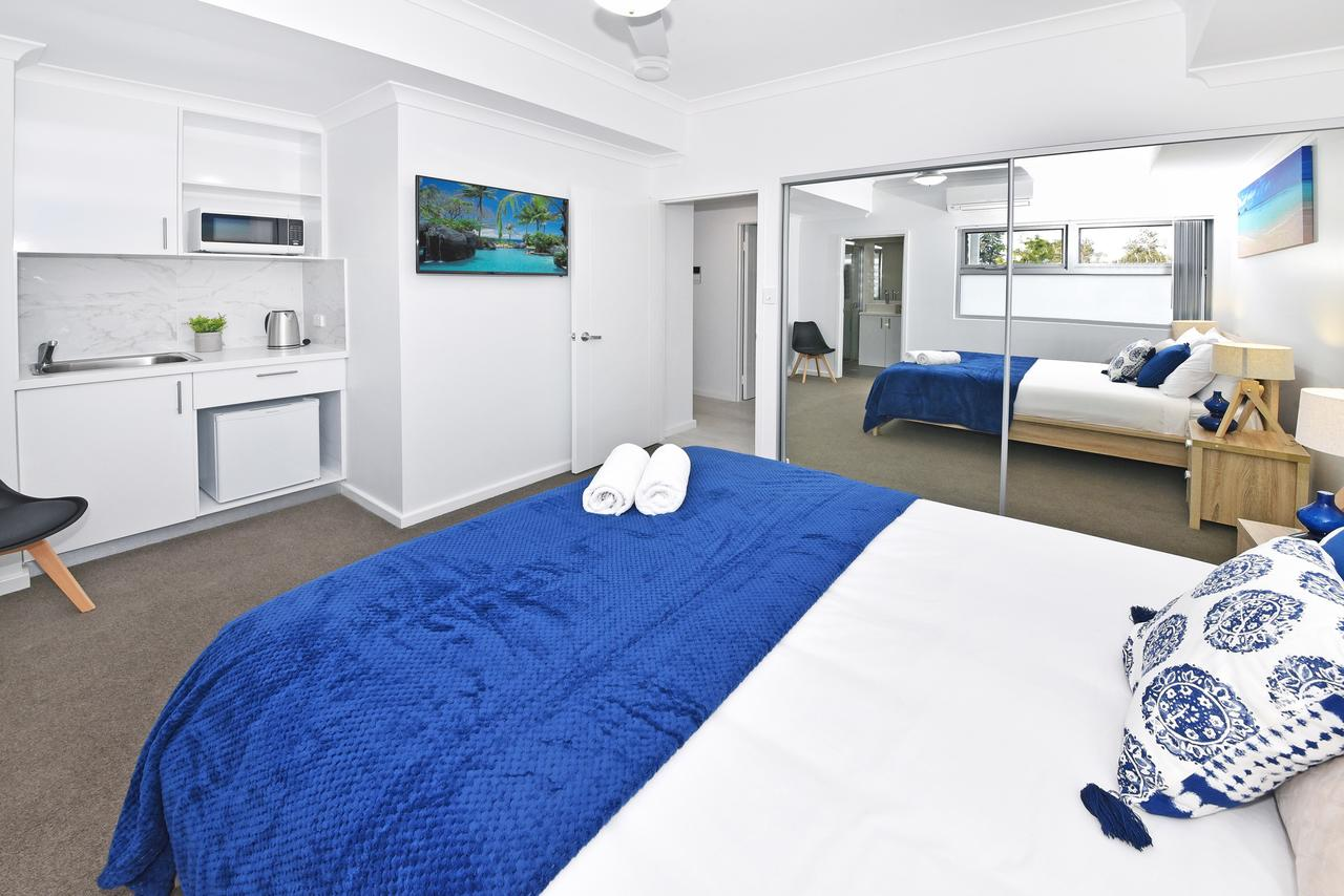 Infinite Apartment opposite Garden City - Accommodation QLD