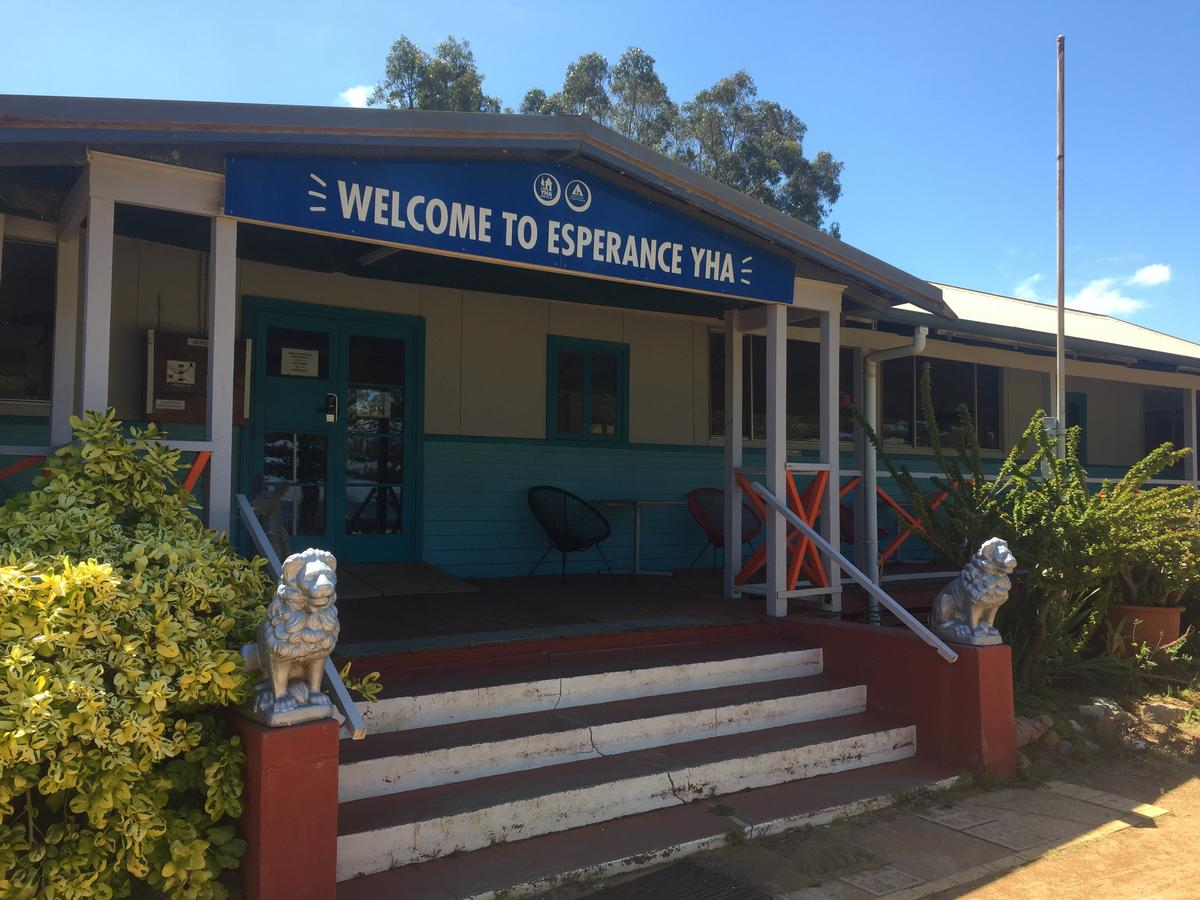 Esperance YHA - Accommodation QLD
