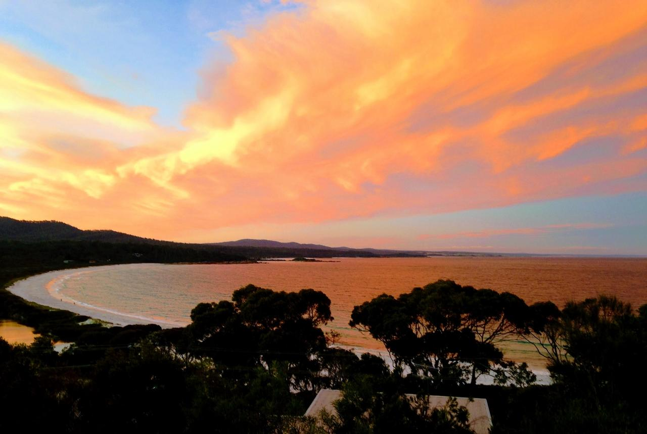 DOLPHIN LOOKOUT COTTAGE - amazing views of the Bay of Fires - Accommodation QLD