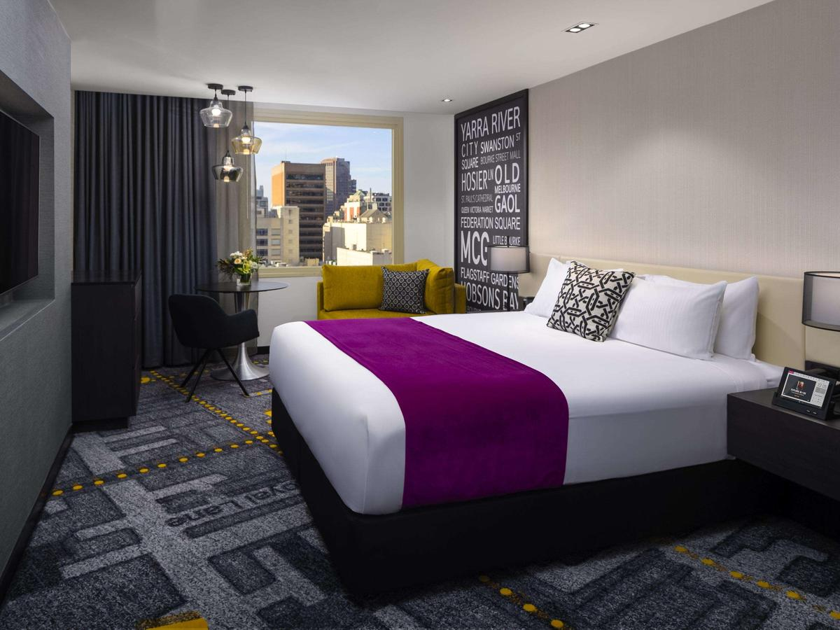 Pullman Melbourne on Swanston - Accommodation QLD