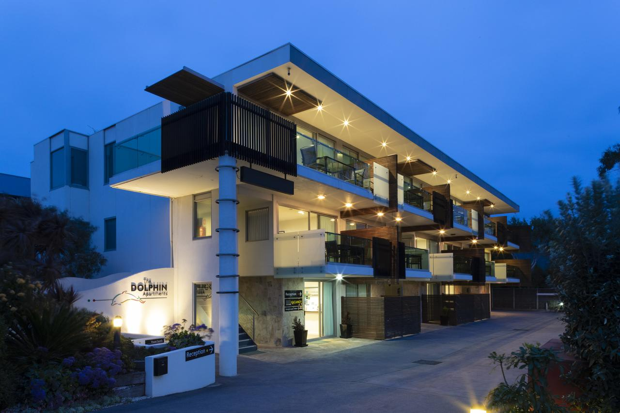 The Dolphin Apartments - Accommodation QLD