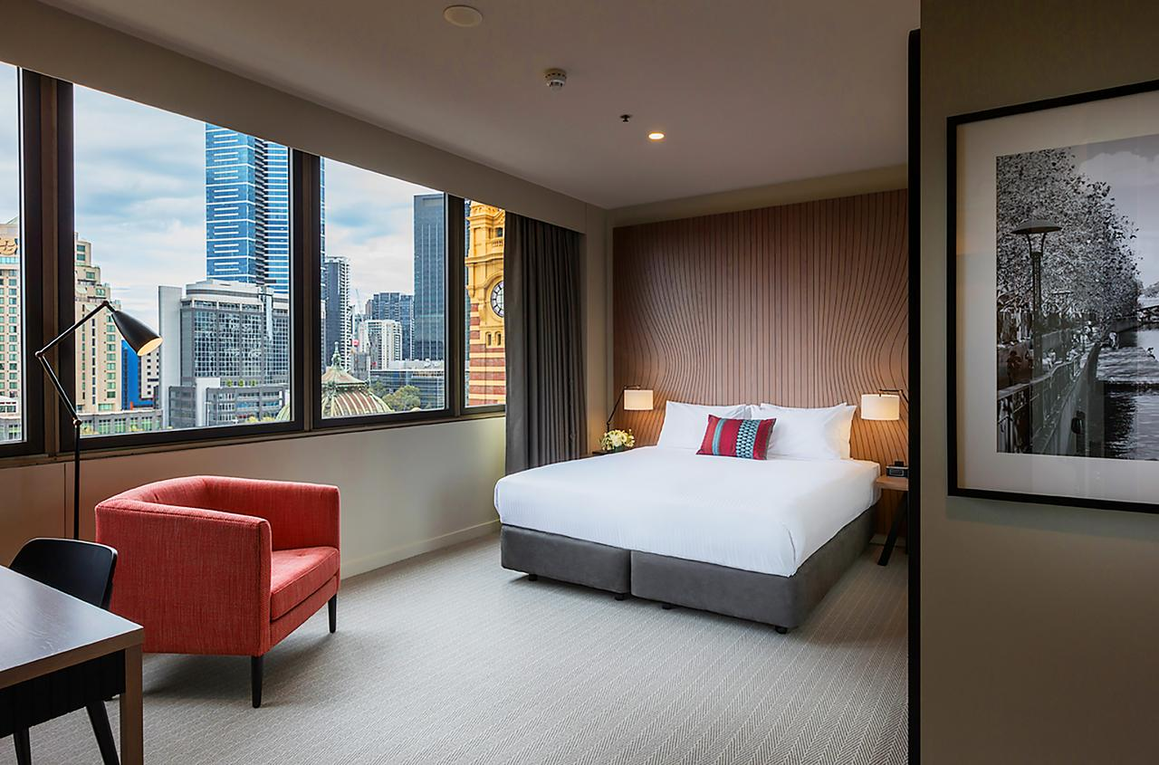 DoubleTree by Hilton Melbourne - Accommodation QLD