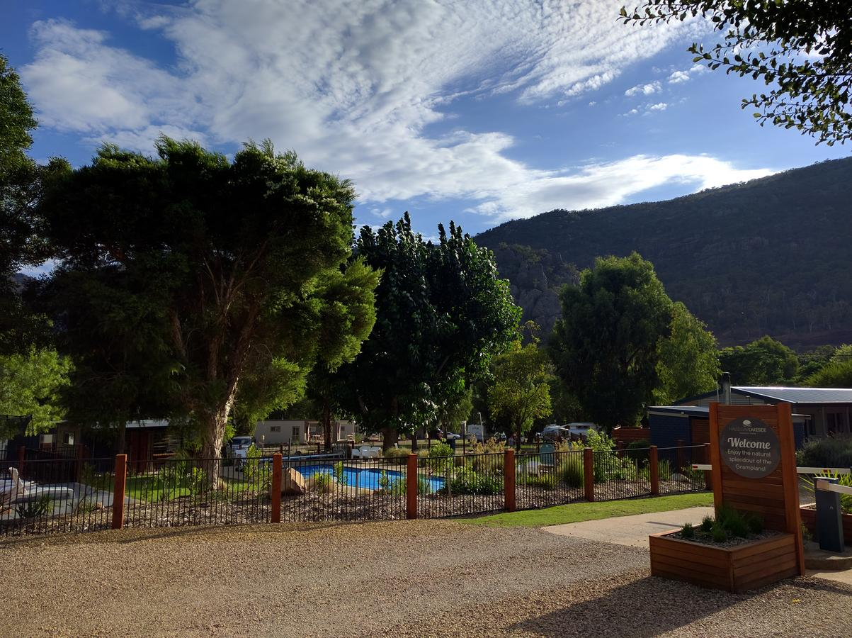 Halls Gap Lakeside Tourist Park - Accommodation QLD