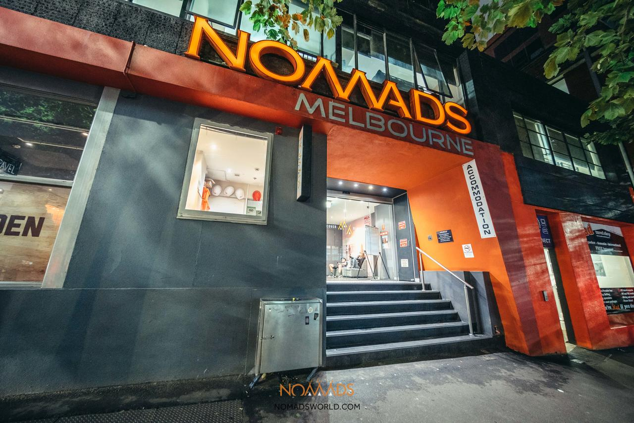 Nomads Melbourne Backpackers - Accommodation QLD