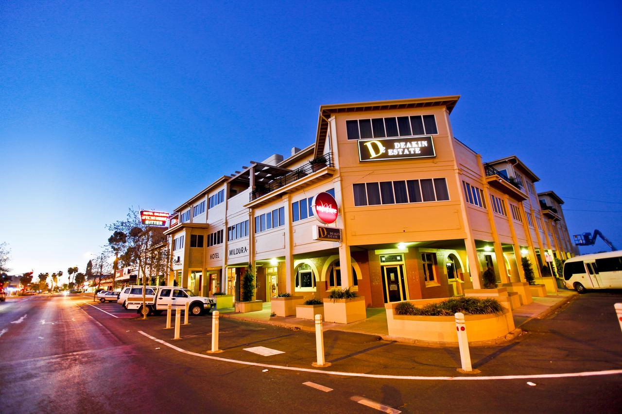 Mercure Hotel Mildura - Accommodation QLD