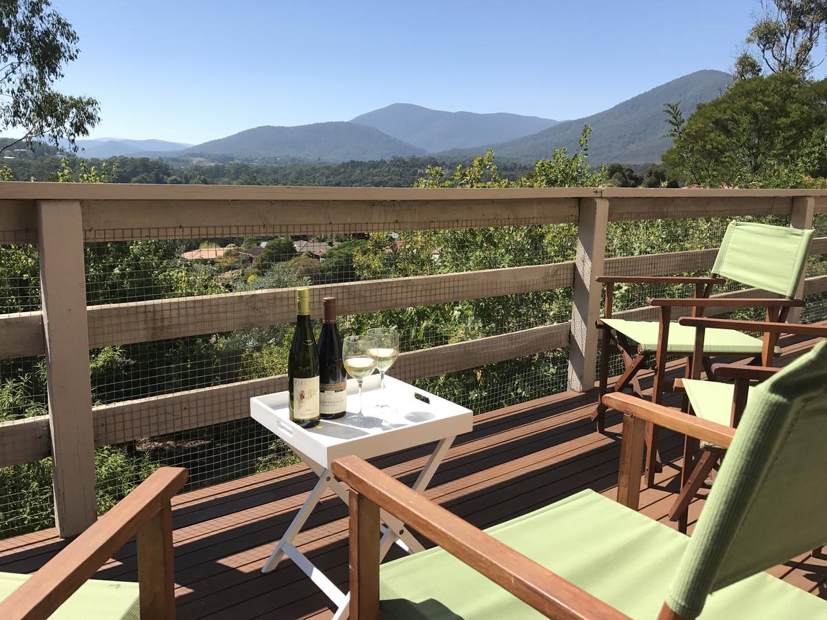 Hamptons In Healesville - Accommodation QLD