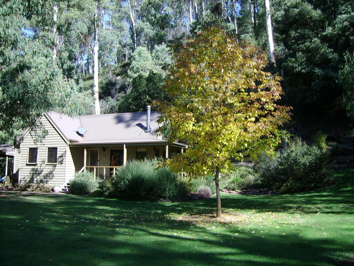shady brook cottages - Accommodation QLD