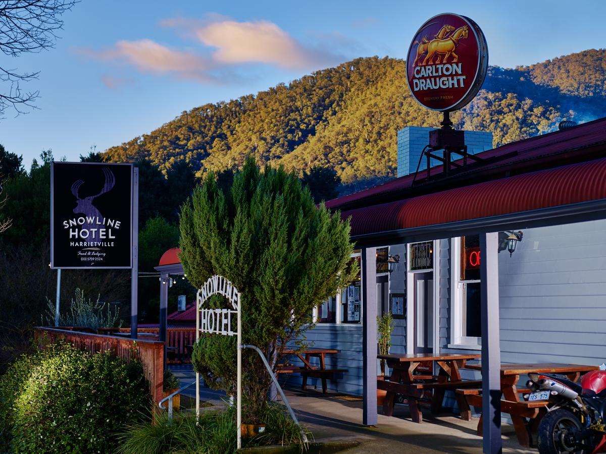 The Harrietville Snowline Hotel - Accommodation QLD
