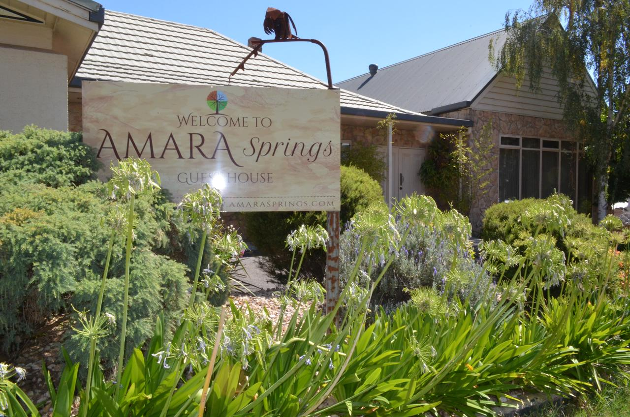 Amara Springs Guest House - Accommodation QLD