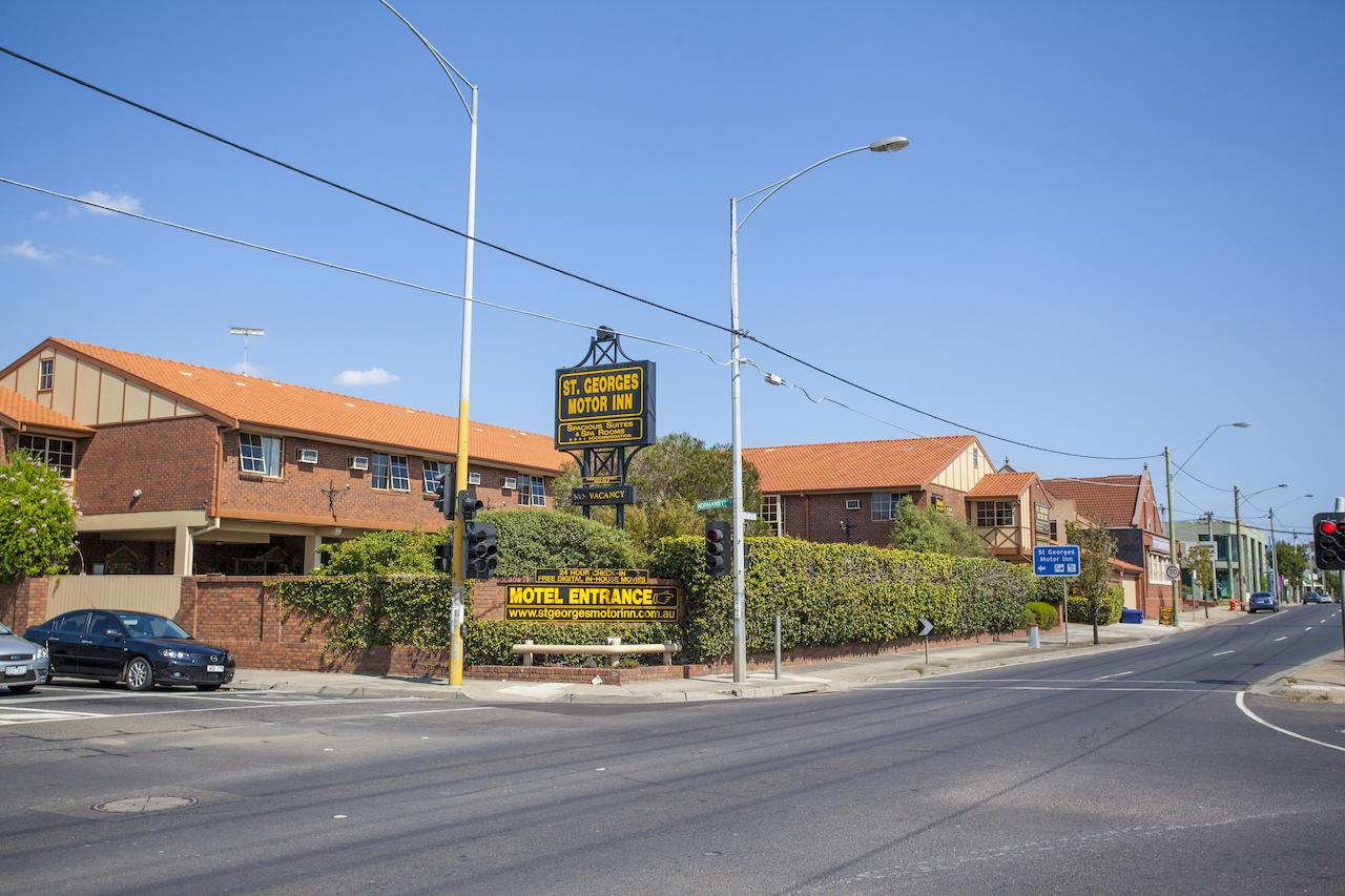 St Georges Motor Inn - Accommodation QLD