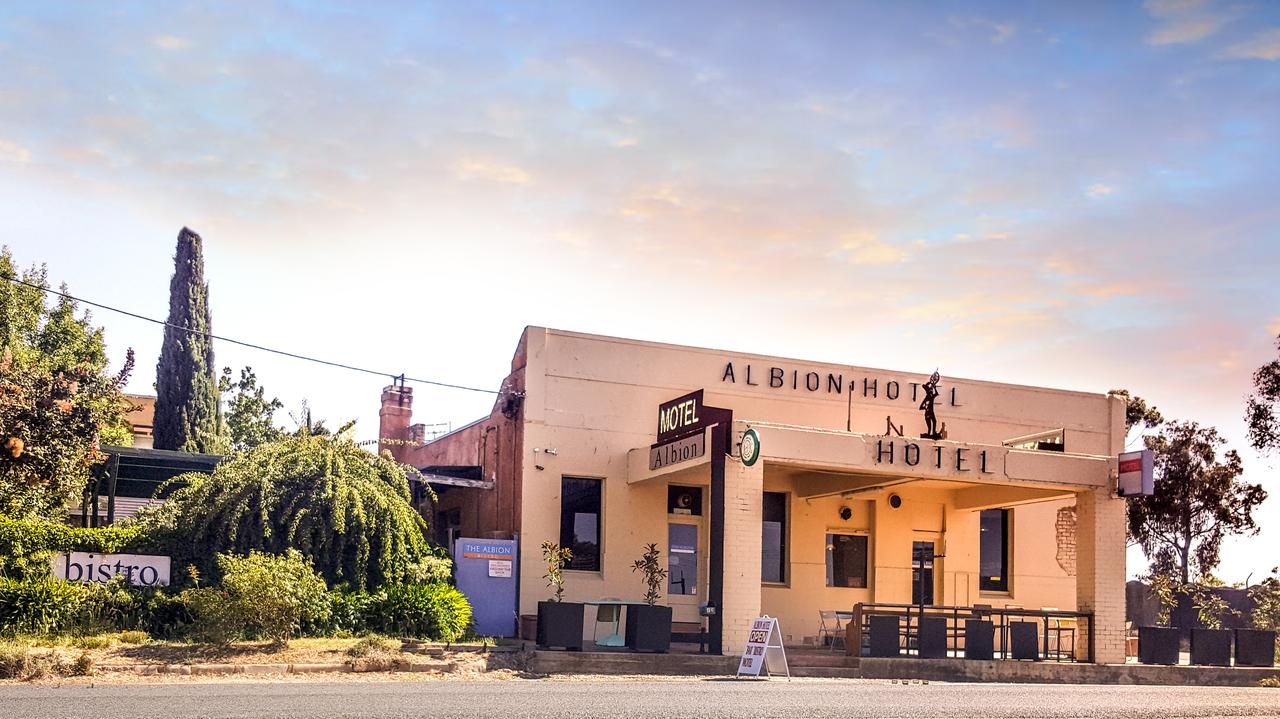 Albion Hotel and Motel Castlemaine - Accommodation QLD