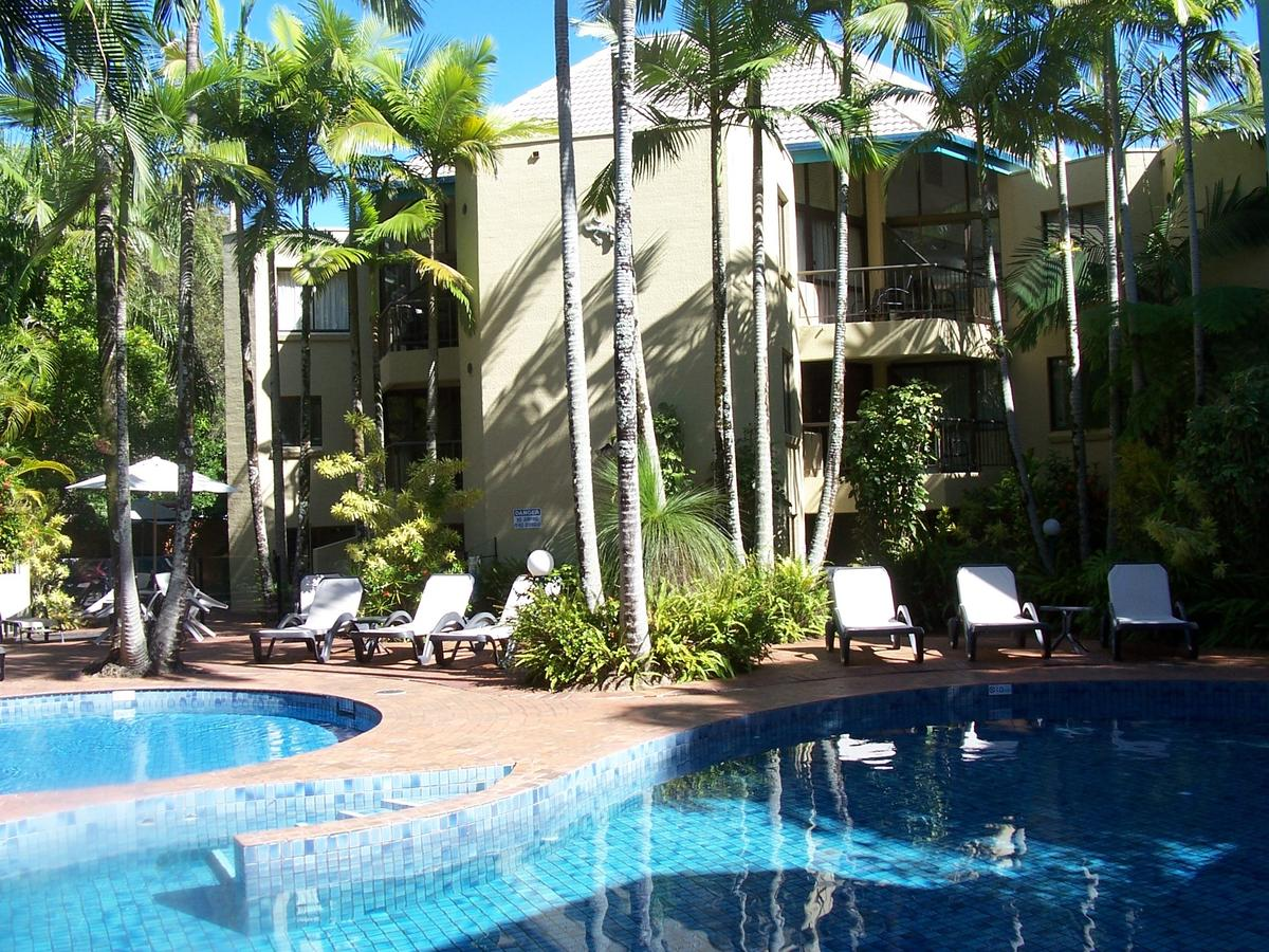 Ocean Breeze Resort - Accommodation QLD