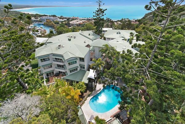 The Lookout Resort Noosa - Accommodation QLD