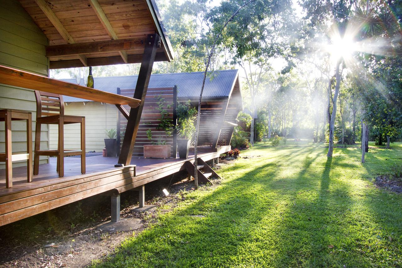 Airlie Beach Eco Cabins - Accommodation QLD