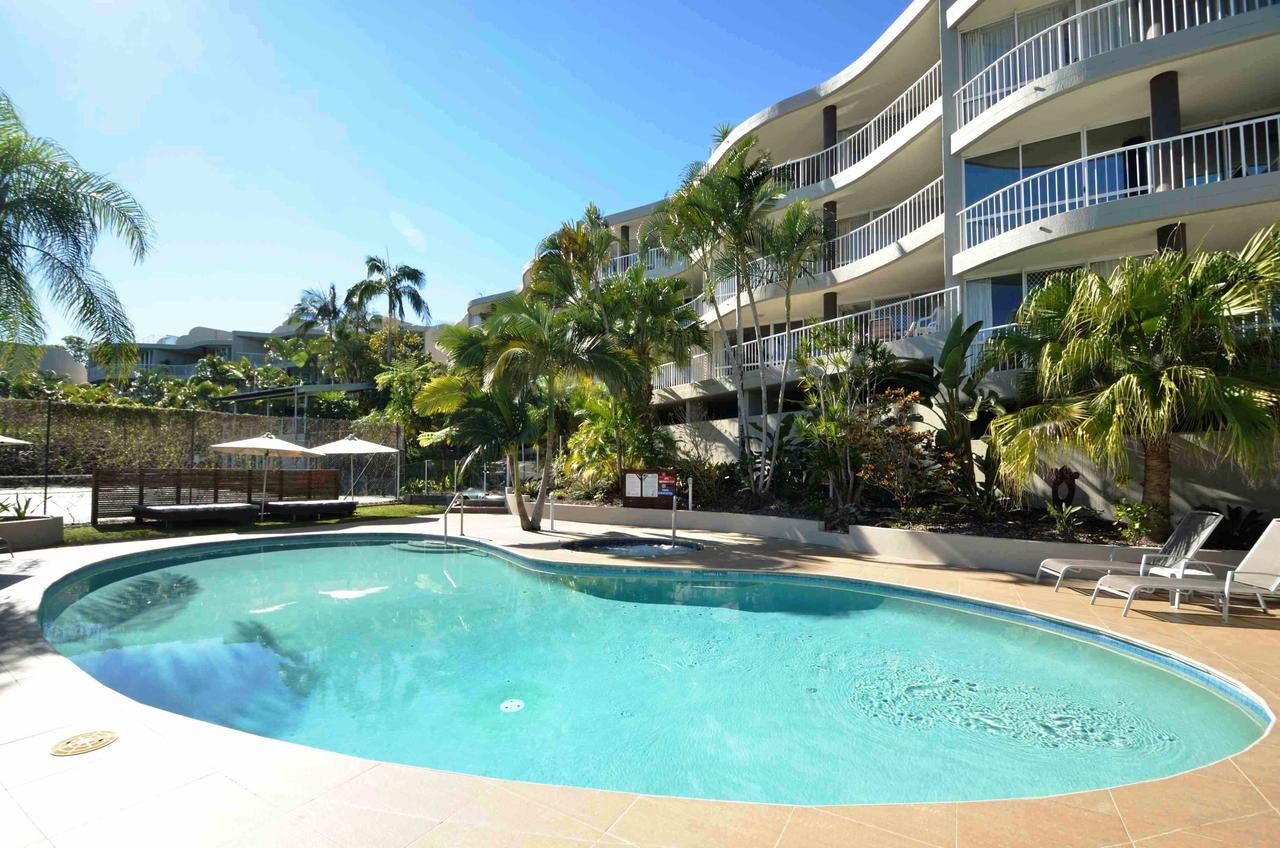 Noosa Hill Resort - Accommodation QLD