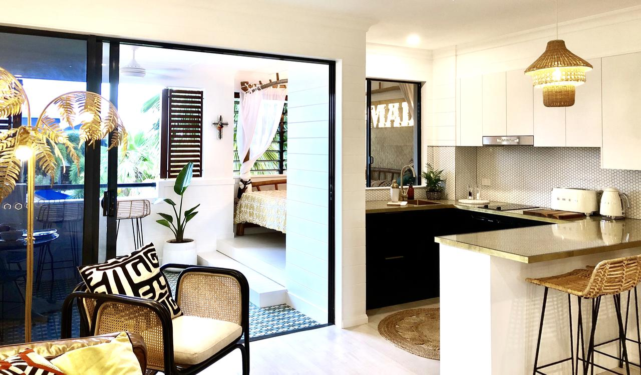 NOMAD - Luxe Apartment - Accommodation QLD