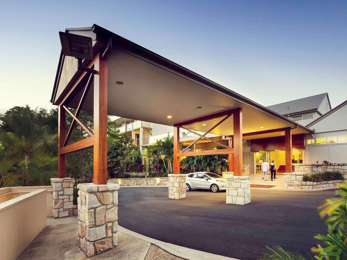 Mercure Clear Mountain Lodge - Accommodation QLD
